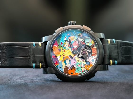 RJ-Romain-Jerome-pokemon-horloge