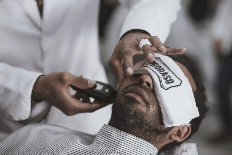 baard-trimmen
