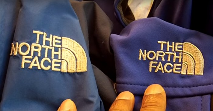 echt-nep-The-North-Face-logo