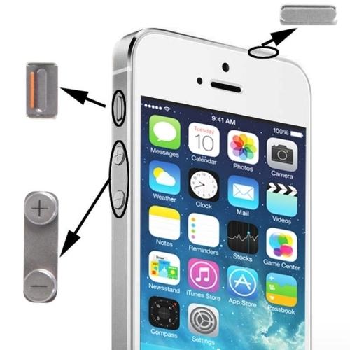 iphone-knoppen-zijkant