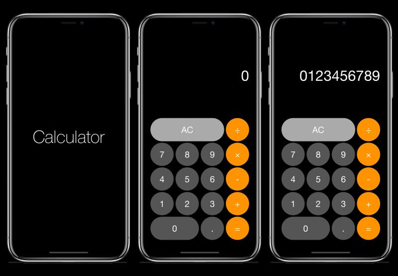 iphone-rekenmachine