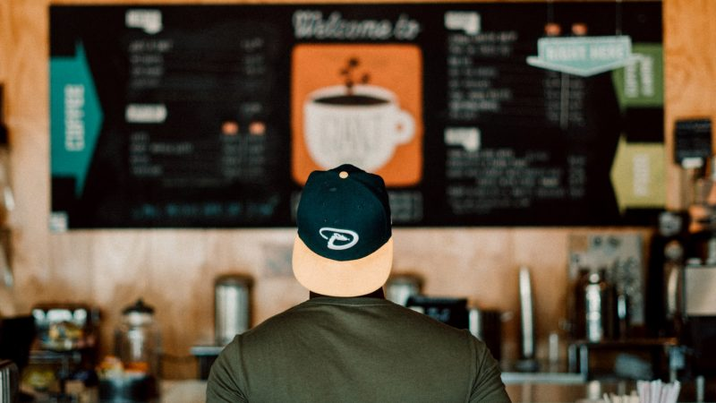 koffie-menu
