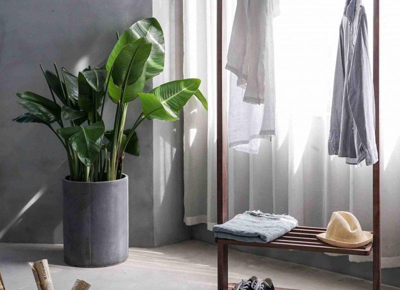 kunstplant-groot-groen