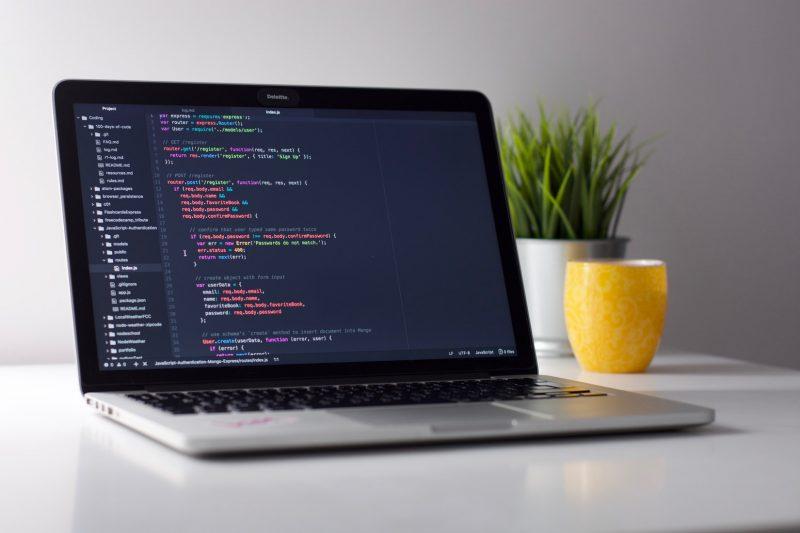 laptop-programmeren