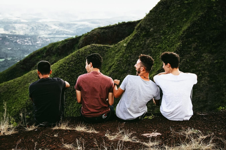 mannen-vrienden