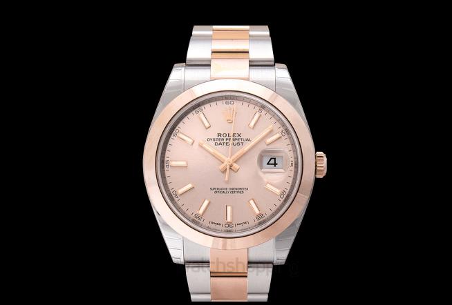 roze-zalm-horloge