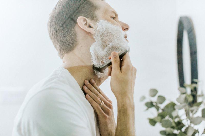 scheren-baard