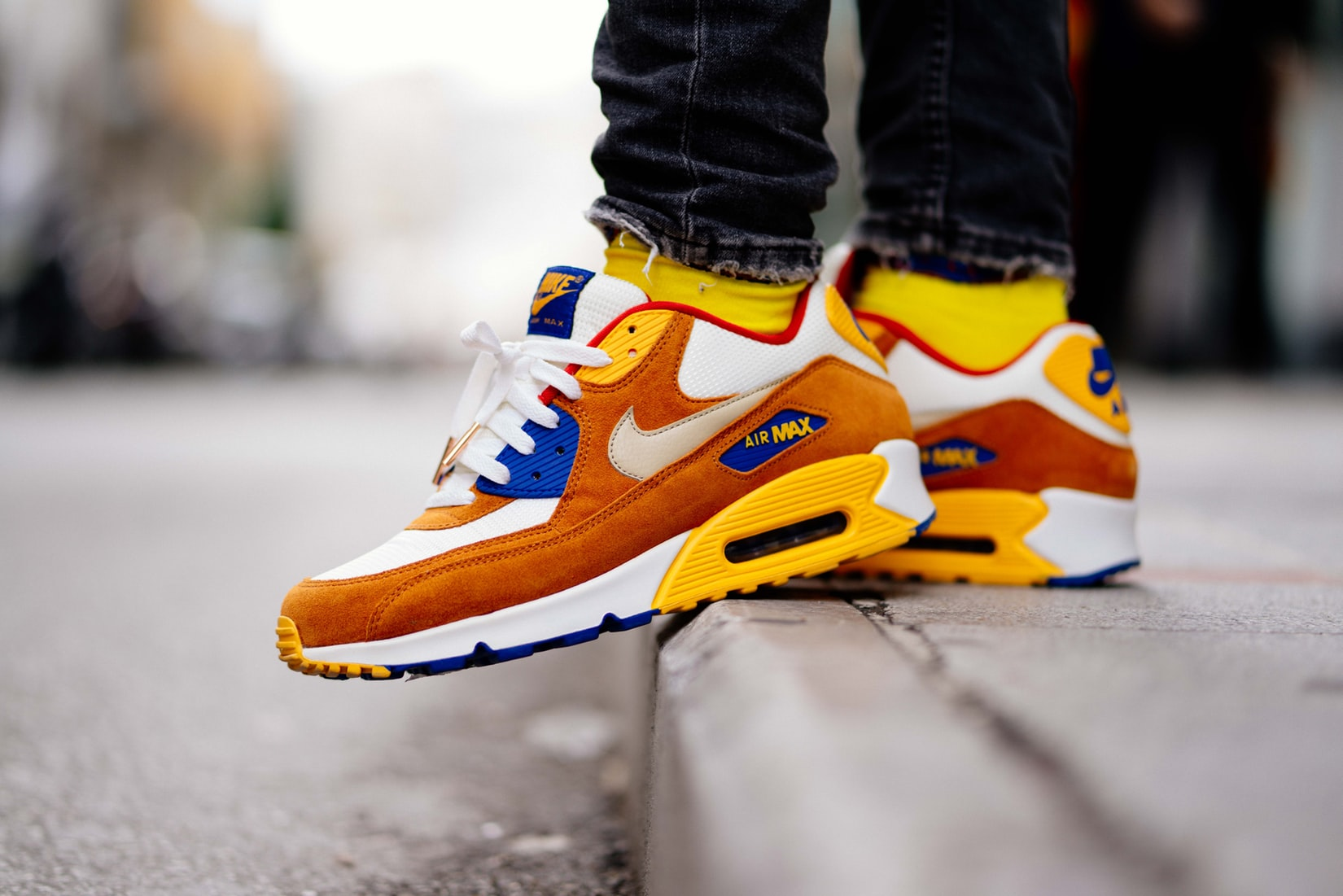 Air max 90 PREMIUM Curry