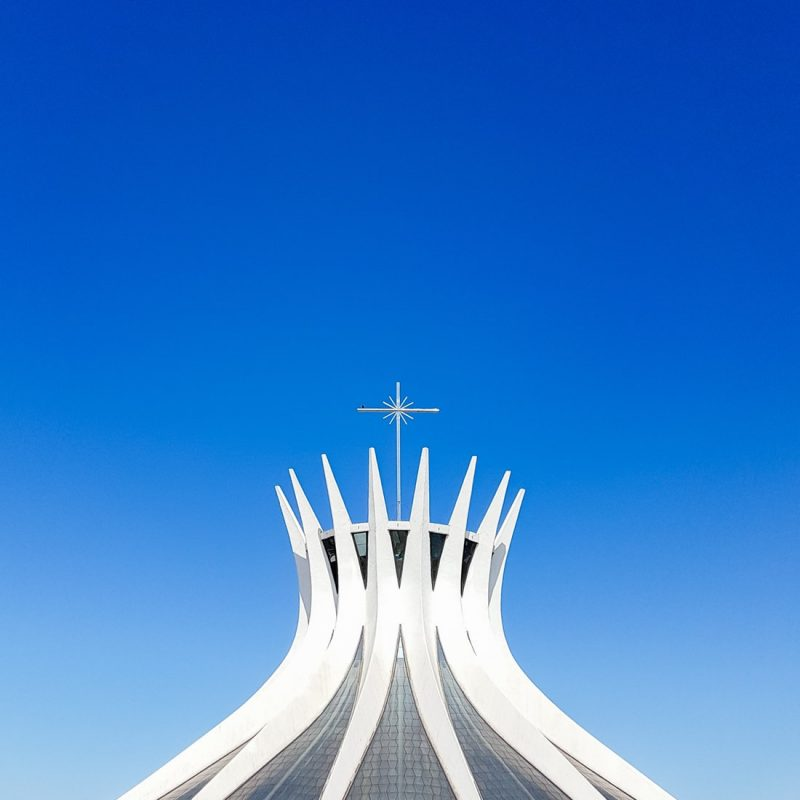 Cathedral brazilie