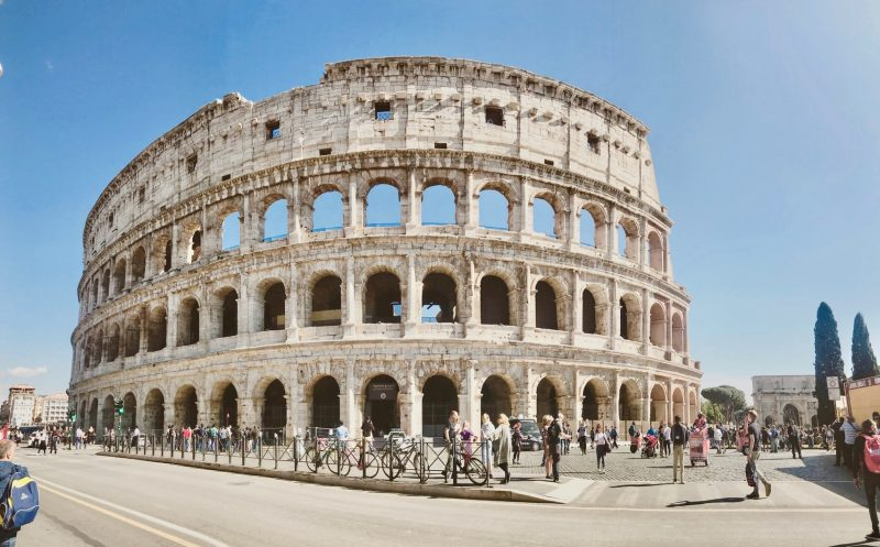 Colosseum of Colosseo