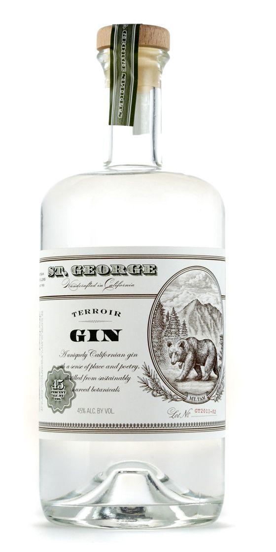 St. George Spirits Gins