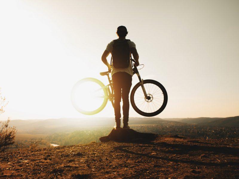 mountainbike-man