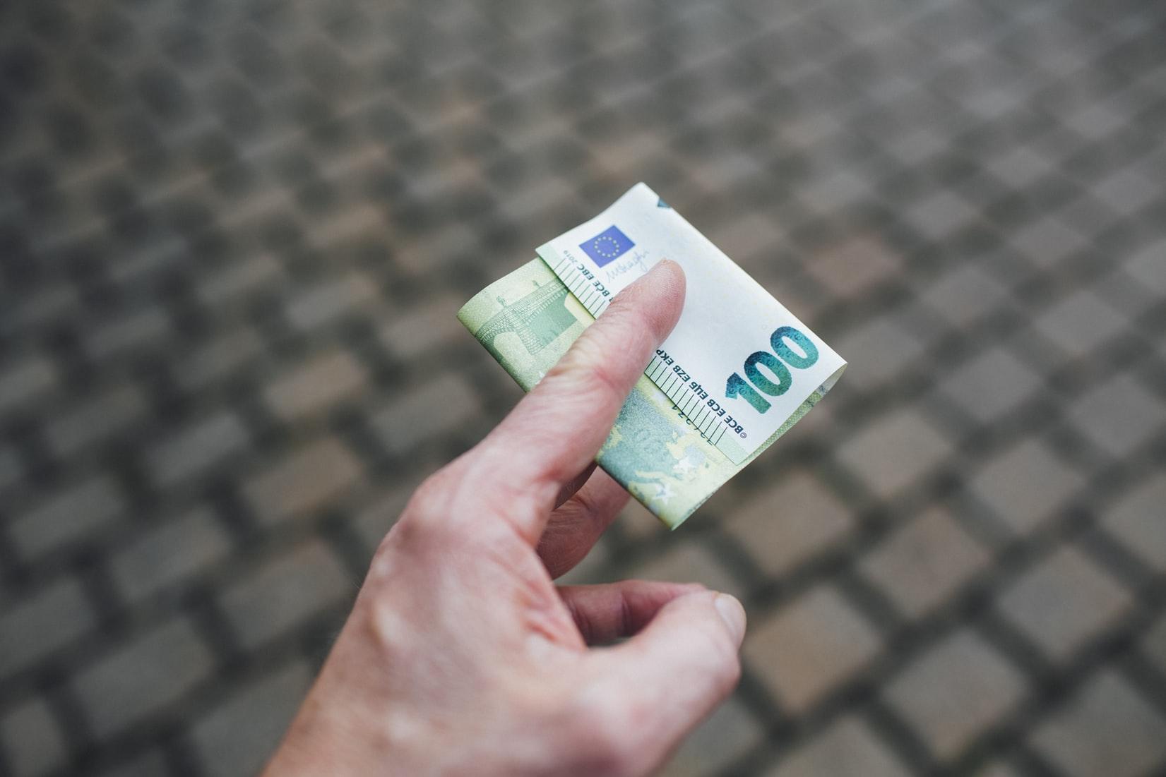 nepgeld-100-euro