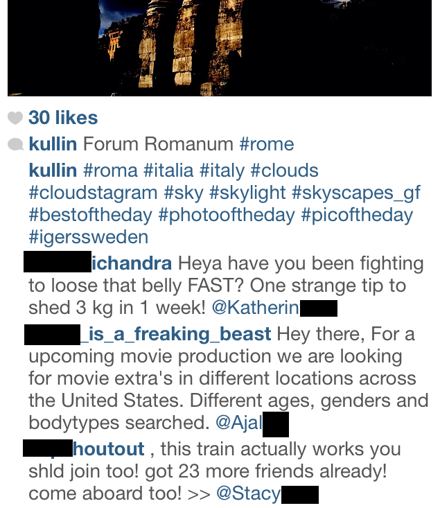 spam-comment-instagram