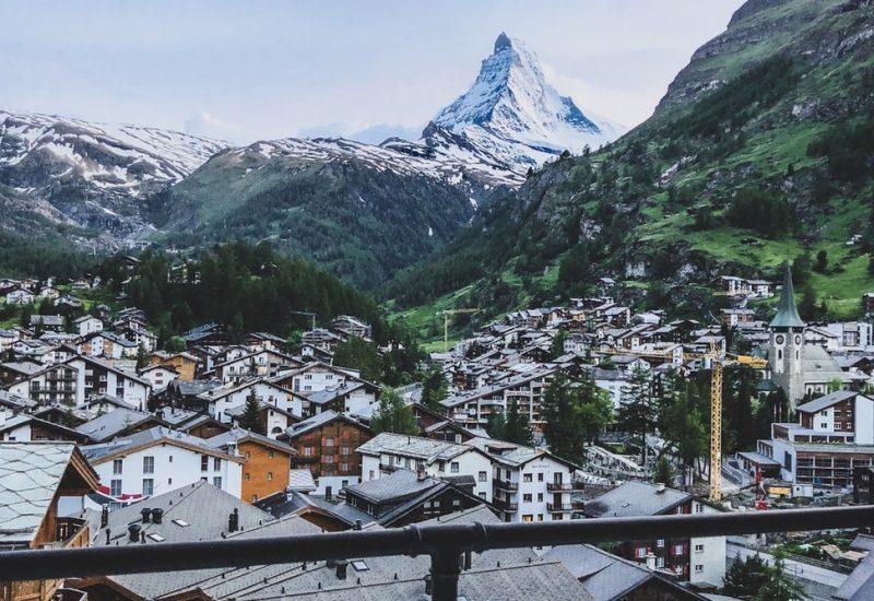 zermatt-zwitserland