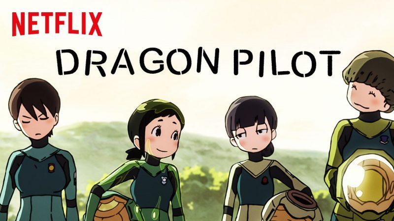 Dragon Pilot netflix