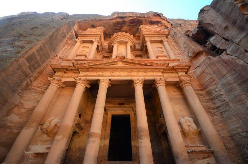 Petra - Jordanië