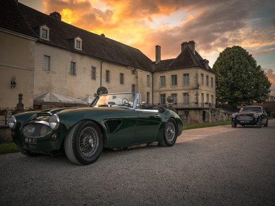 kasteel-klassieke-auto