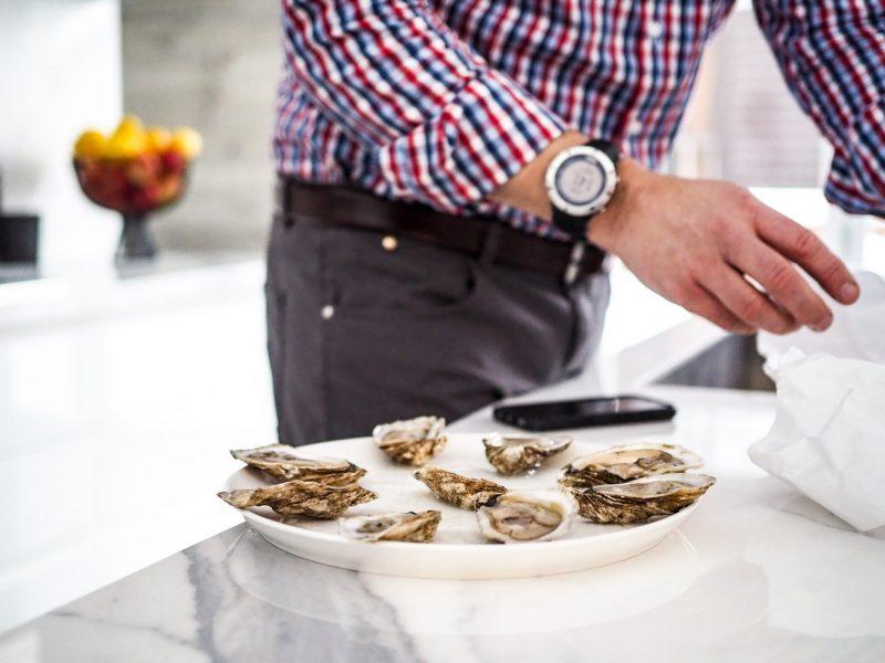 oesters-klaarmaken