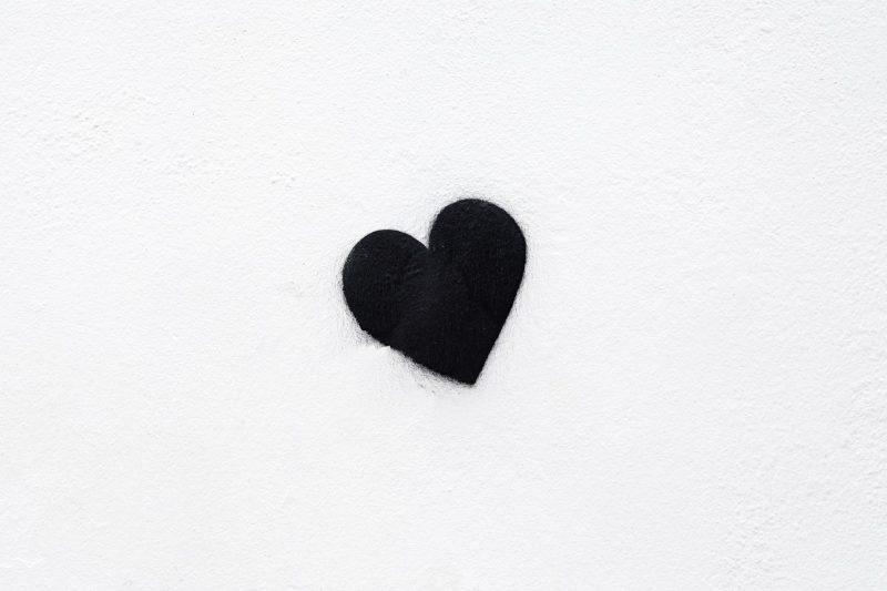zwart-hartje