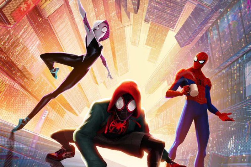 Spider-Man- Into the Spider-Verse