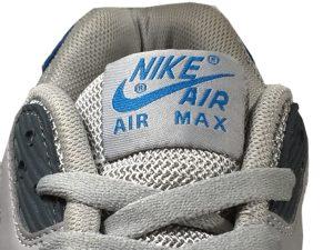nike air max logo voorzijde