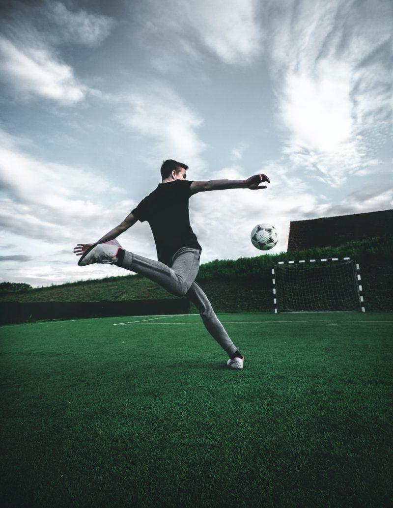 schieten-voetbal