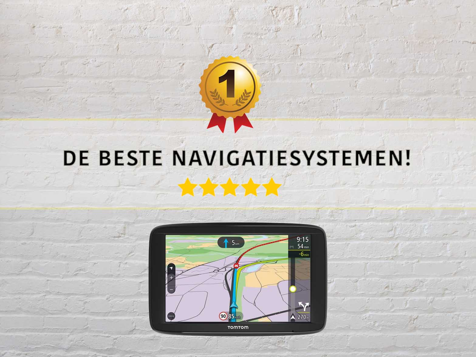 beste-navigatiesysteem