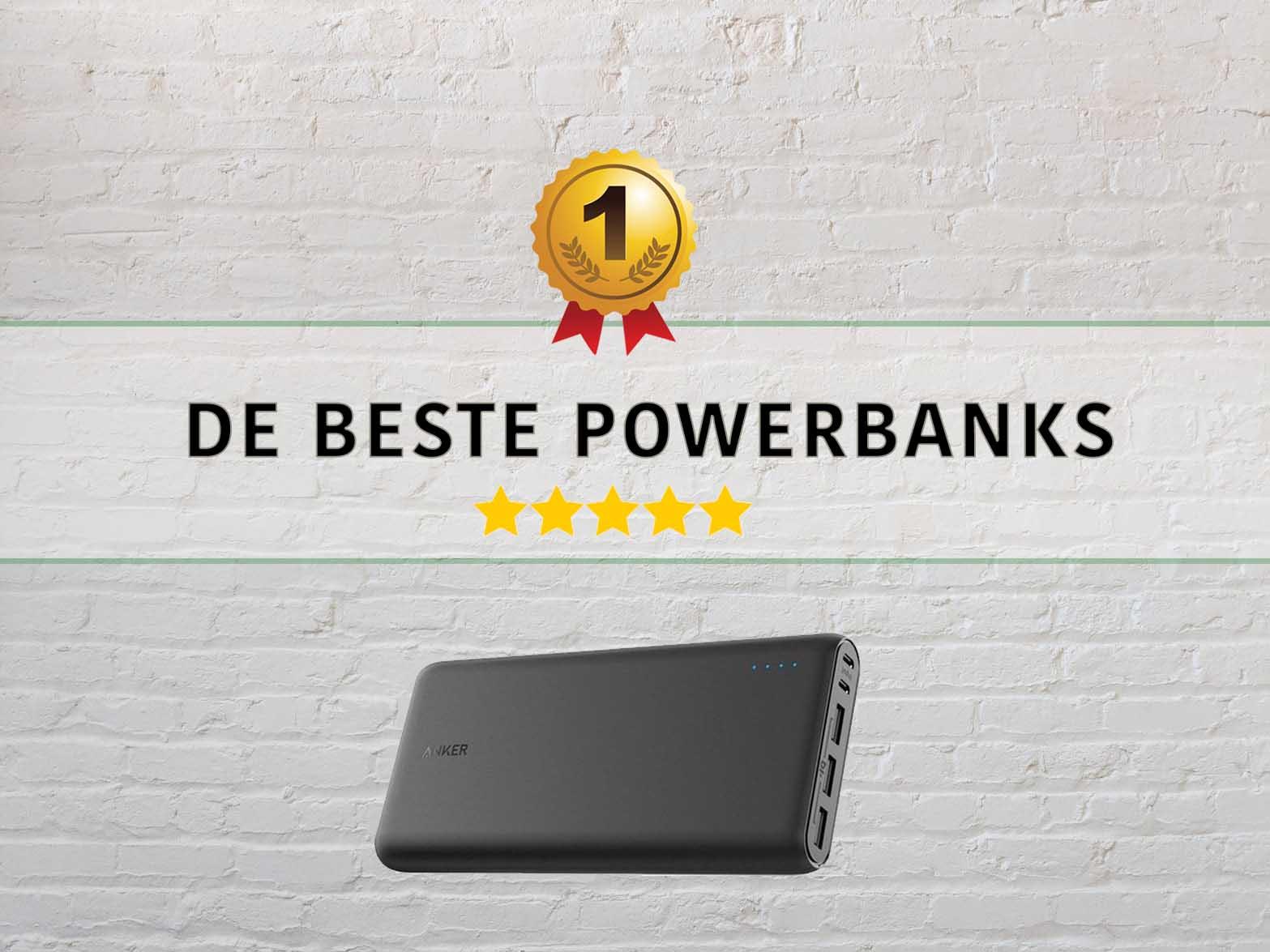 beste-powerbank