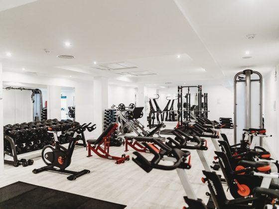 fitness-zaal
