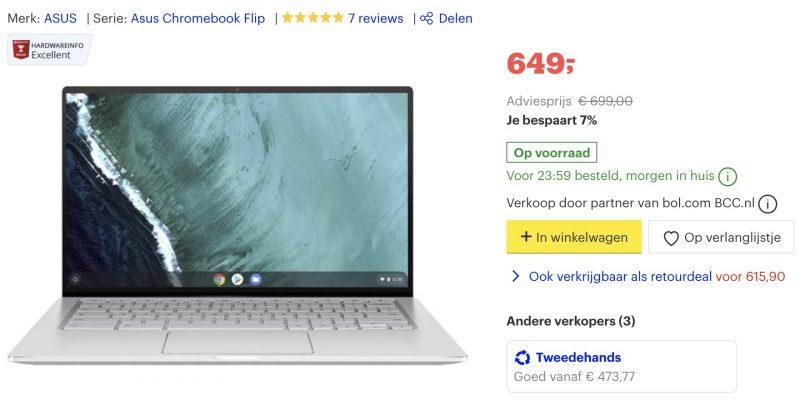 chromebook-prijs