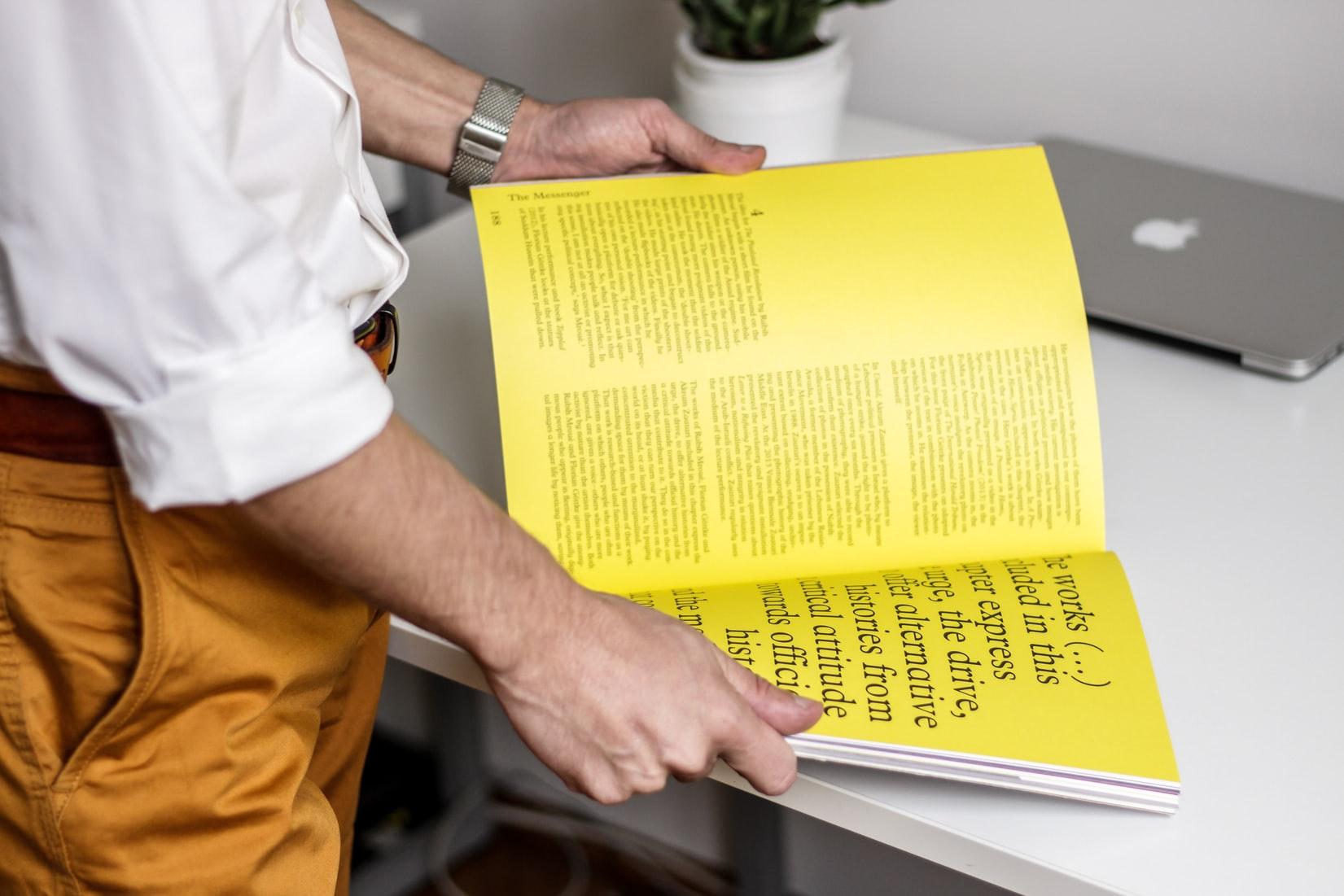 magazine-lezen