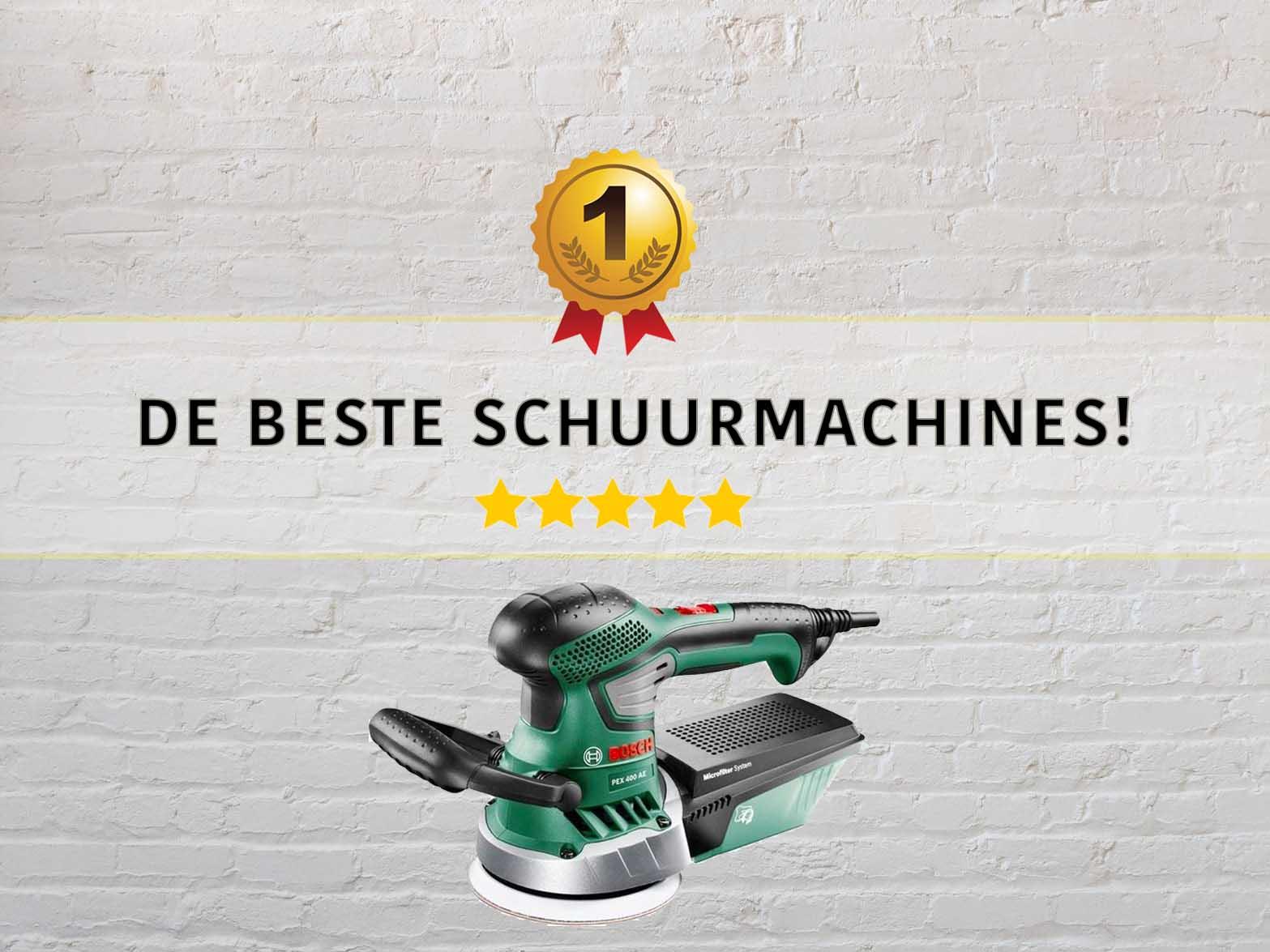 beste-schuurmachine