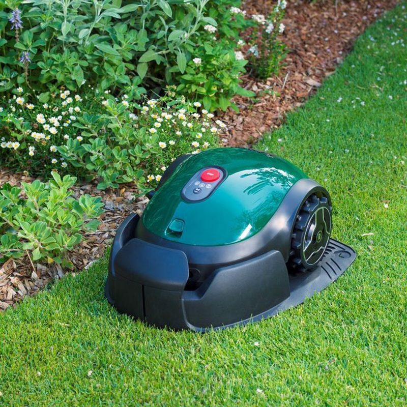 grasmaaier-robot