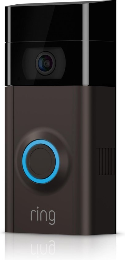 ring video deurbel