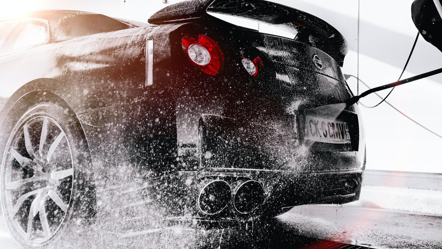 auto-schoonmaken