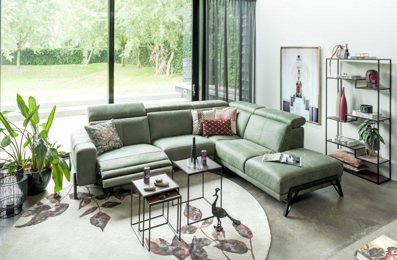 hoekbank-groen-relax