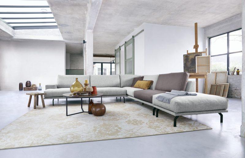 hoekbank-modern-grijs