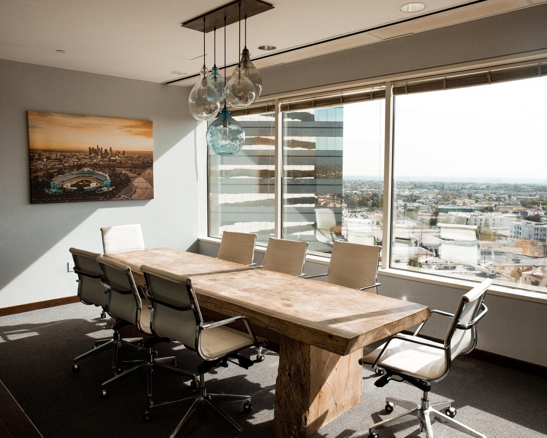 luxe-kantoorruimte
