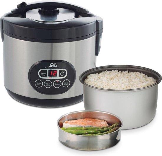 rijstkoker-met-stomer