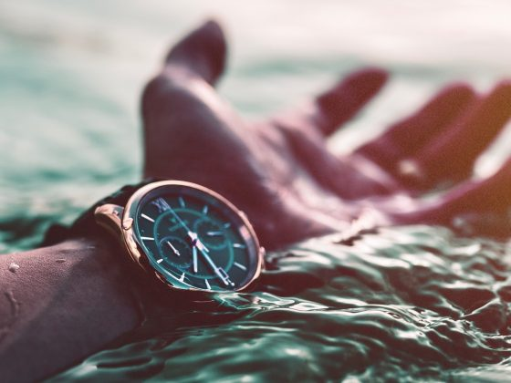 horloge-hand