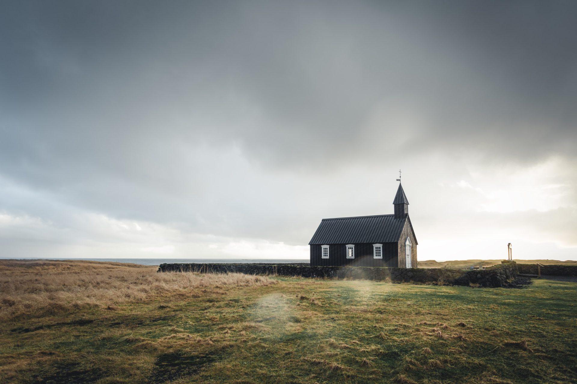 ijsland-kerk