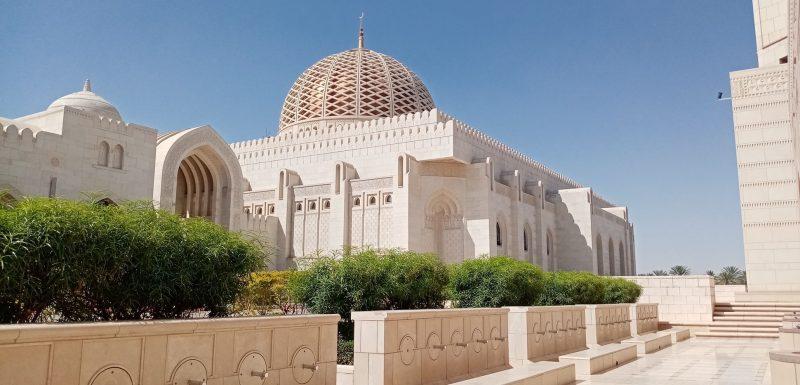 Sultan Qaboos moskee