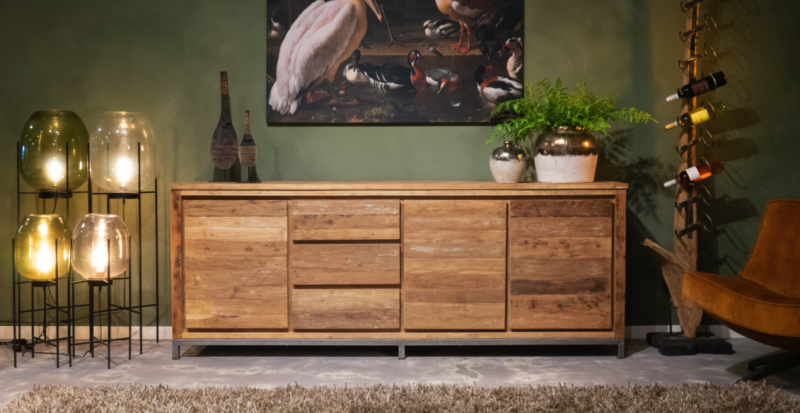 hout-modern-dressoir