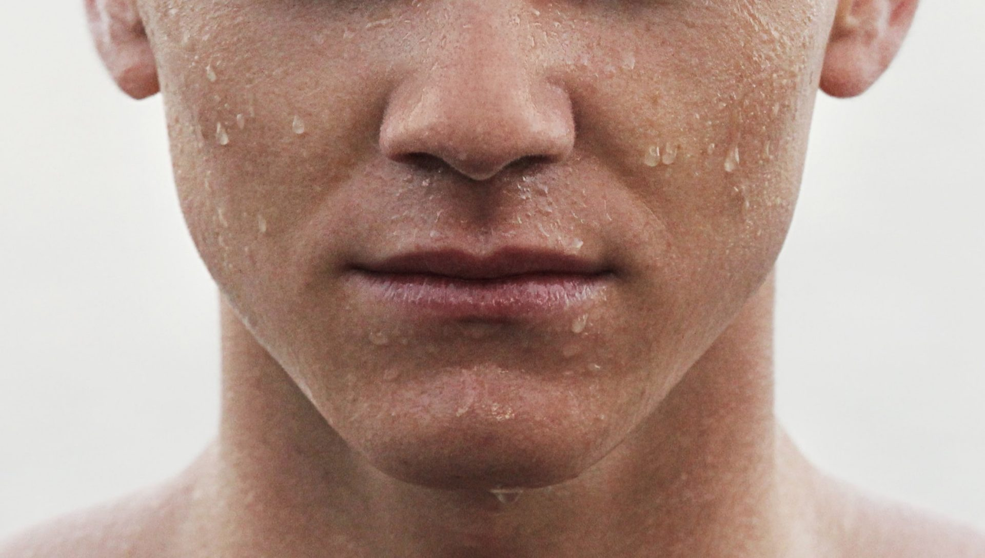 mannen-huid