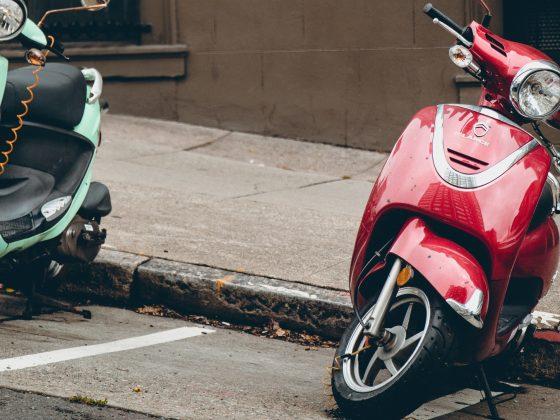 scooter-elektrisch