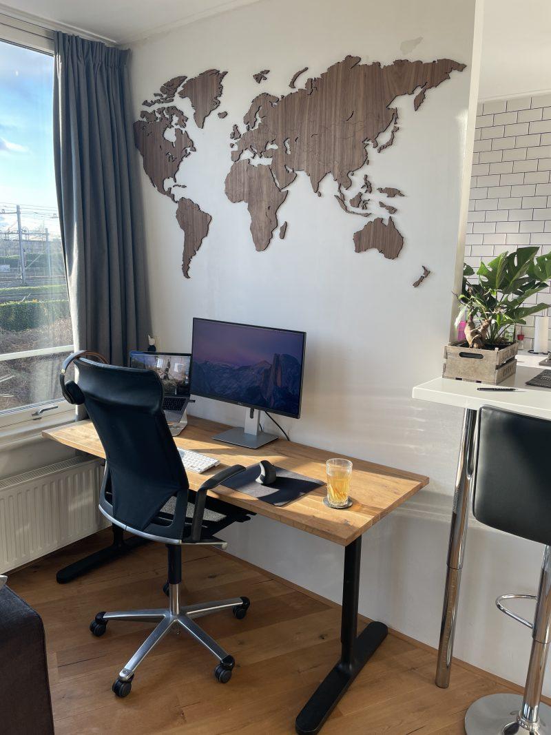 houten-wereldkaart