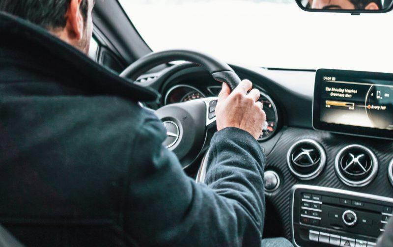 mercedes-auto-rijden