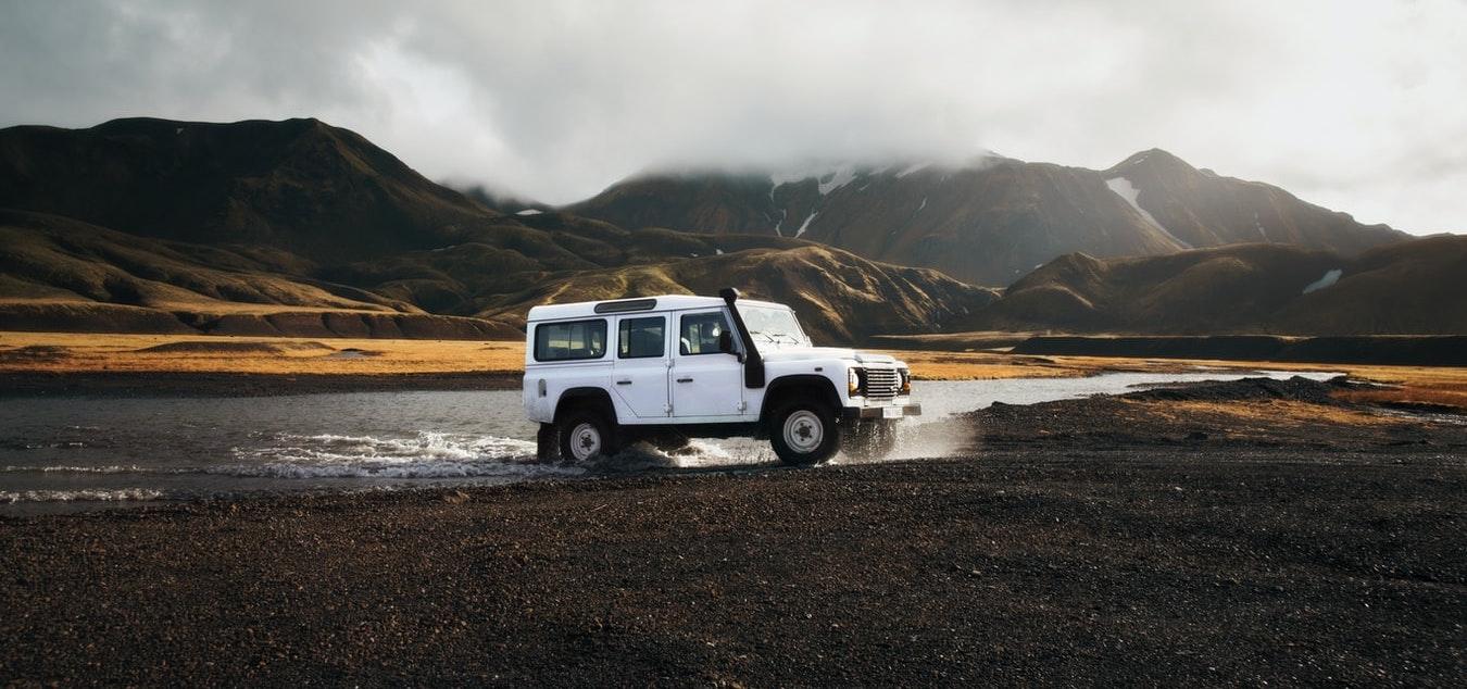 rangerover-ijsland