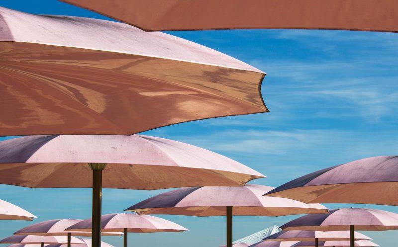 roze-parasols